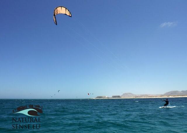 Natural Sense Kitesurf school Fuerteventura copyright DSCF5560